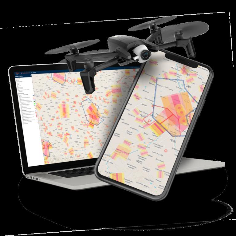DroneKeeper outil de préparation de missions drone